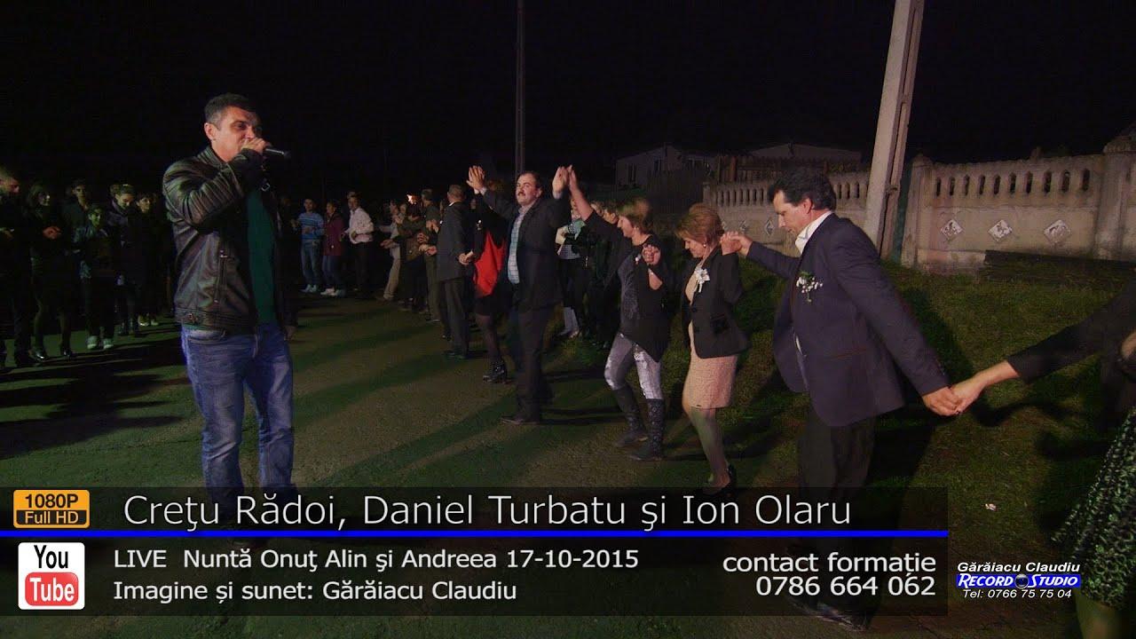 Cretu Radoi si Ion Olaru SARBA part.2 LIVE Nunta Onut si Andreea 17-10-2015