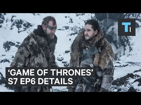 6 Details You Might Have Missed On Season 7 Episode