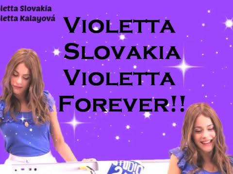 Violetta Te Creo Piano - LETRA