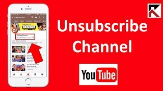 How To Unsubscribe From YouTube Channel