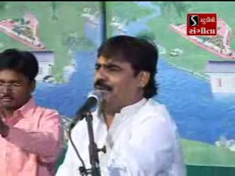 Mayabhai Ahir 2014 - Lok Dayro Dwarka Live 1 - Jokes - Comedy video