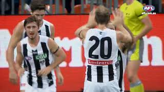 Steele Sidebottom's 200 games highlights | Round 16, 2018 | AFL