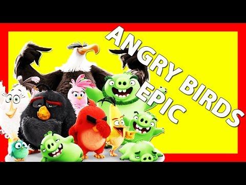bajki angry birds (Angry Birds Epic 227)