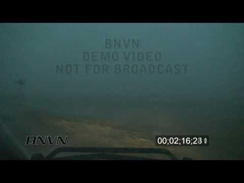 6/18/2009 Hail Storm Video