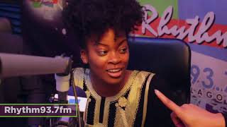 Dreamville's record artiste - Ari Lennox vibes about her crazy experience on her 1st trip to Nigeria