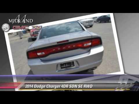 Used 2014 Dodge Charger SE - MIDLAND, ODESSA, LUBBOCK, ABILENE, HOBBS