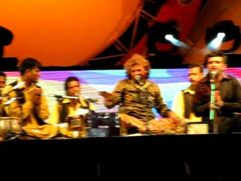 Hans Raj Hans Live performance-Aaja we mahi