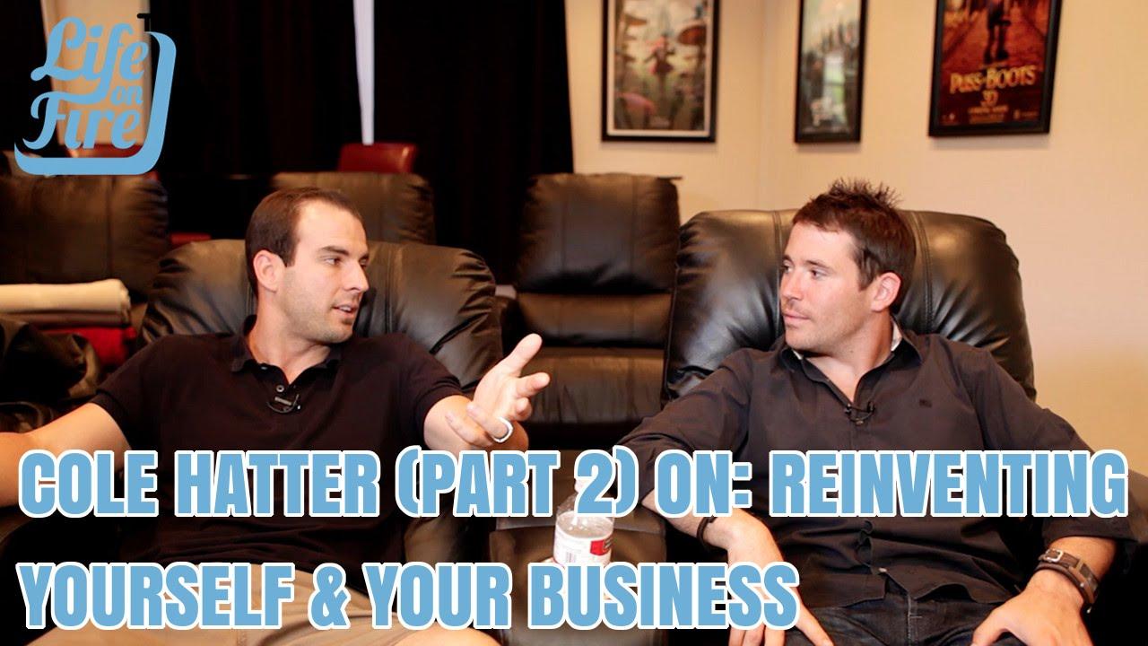Cole Hatter entrepreneur