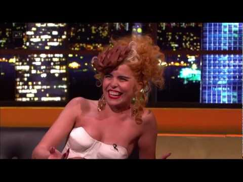 Paloma Faith Interview - Jonathan Ross Show. ITV1 HD. 12 January 2013.