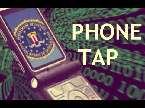 inaudible NSA phone tap