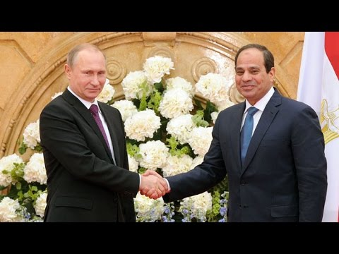 Russia to build Egypt's first nuclear plant, help in 'whole new industry': Putin visit achievement