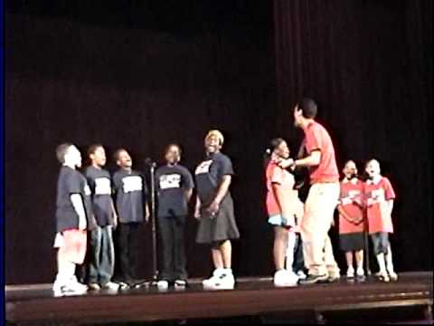 PS22 Chorus THREE LITTLE BIRDS Bob Marley RADIO CITY MUSIC HALL