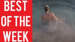 Girl Rolls Down and other funny videos!    Best fails and funny videos of the week!    May 2019!