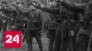 """""""Ястреб""""- убийца: главу """"Лесных братьев"""" похоронят как национального героя - Россия 24"""