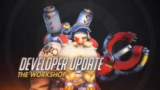 Developer Update | Introducing Workshop | Overwatch
