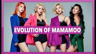 THE EVOLUTION OF MAMAMOO | 2014 - 2019