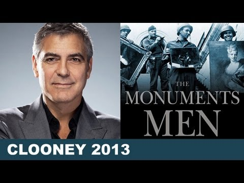 The Monument's Men is listed (or ranked) 10 on the list The Most Anticipated Movies Coming Out in December 2013