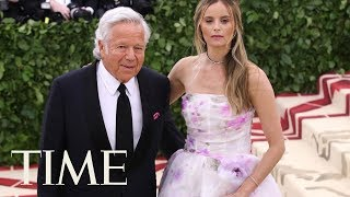 Robert Kraft Apologizes Amid Prostitution Scandal: 'I Have Extraordinary Respect For Women'   TIME