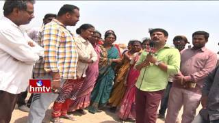 Hyderabad People Facing Problems With Open Mining Quarries   Special Focus