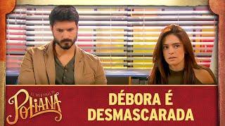 Débora é desmascarada por Poliana e Kessya | As Aventuras de Poliana