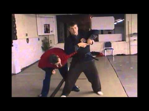 isshinryu karate interpretation wansu take down Image 1