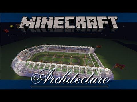 Minecraft Architecture - Hipódromo