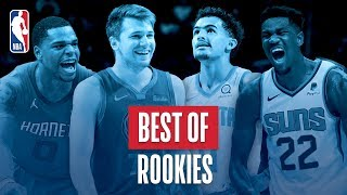 Best of Rookies From The 2018-2019 NBA Regular Season (Luka Doncic, Trae Young and More!)