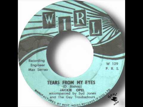 Jackie Opel - Tears From My Eyes - Wirl.wmv