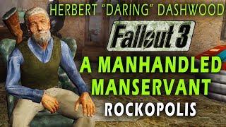 Fallout 3 - A Manhandled Manservant (4k60fps) Trip of Nostalgia!