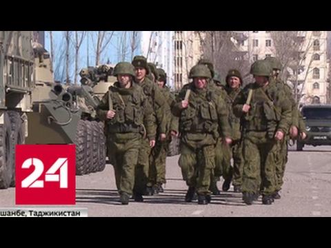 Путин и Рахмон договорились усилить защиту таджикско-афганской границы