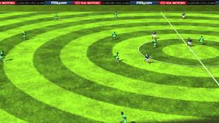 FIFA 14 iPhone/iPad - France vs. Nigeria