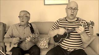 Lead Belly's 'Pick a Bale of Cotton' - Skiffle Ukulele - Jez Quayle & Tony Rushworth