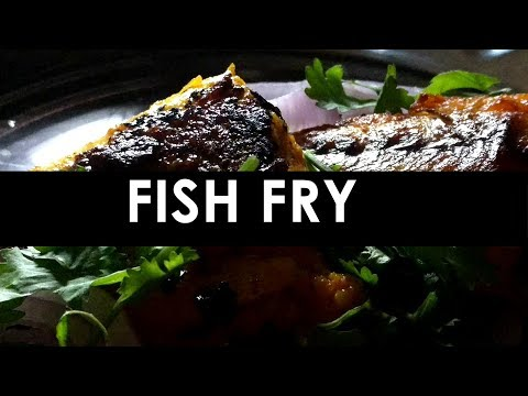 FISH FRY Recipe (2019) | Mouthwatering Fish fry (2019) | Simple and Delicious Fish Fry 2019