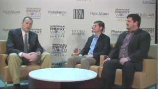 AES Wins at Renewable Energy World Conference & Expo, North America
