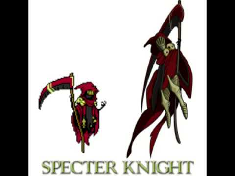 Shovel Knight OST Jake Kaufman - The Apparition (Specter Knight Battle) EXTENDED