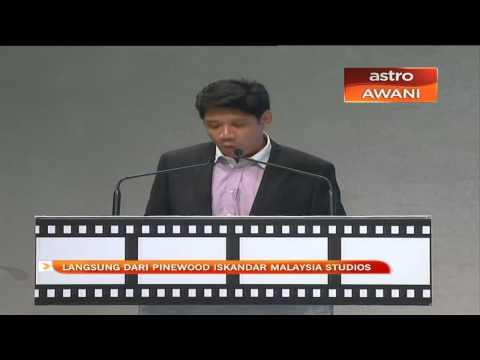 Astro - Pinewood Studios: Speech by Rezal A. Rahman