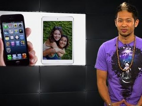 Apple Byte - iPhone 5S and iPad Mini screens to start production in June? Video Download