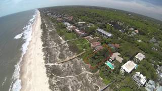 Ocean Front Lot in Atlantic Beach Florida