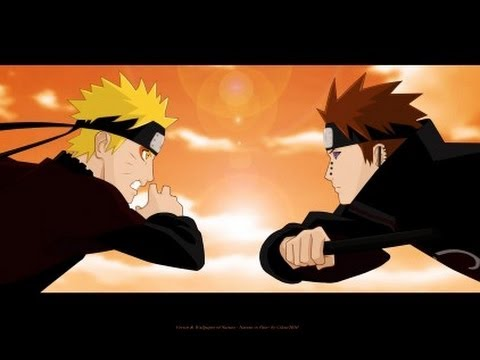 Narutoshippuuden - Naruto Vs Pein (android Porn) Amv video