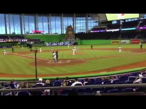 Marlins VS Mets 2013 Game