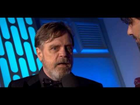 Mark Hamill Interview - Star Wars The Force Awakens European Premiere Red Carpet