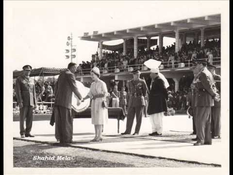 Malik Ameer Muhammad (Nawab of Kala Bagh)address to the nation (16-5-1964)Lahore.wmv