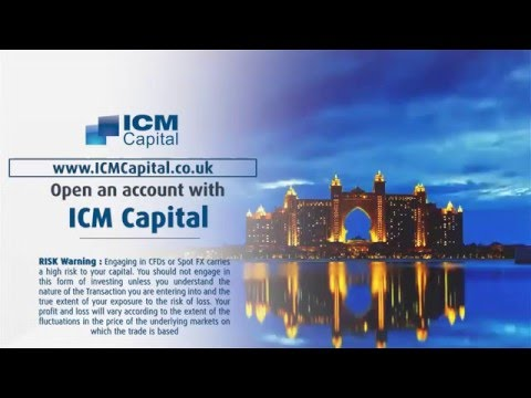 ICM is your gatway to forex