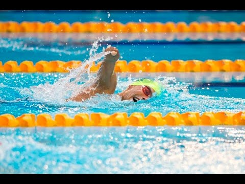 Men's 100m Freestyle S5 | Final | 2015 IPC Swimming World Championships Glasgow
