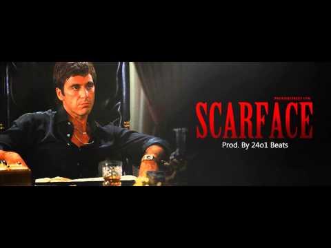Dope Trap Beat-Scarface Prod  By 24o1 Beats