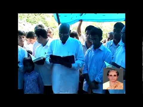 Mrs Saramma George Podimannil Funeral ...