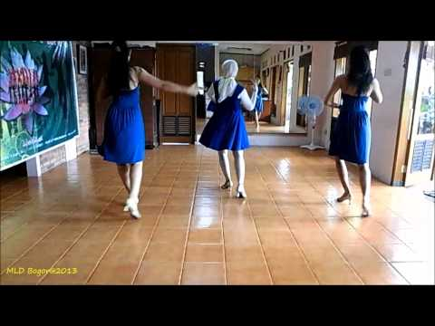 Broken Angel - Line Dance video