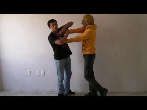 Técnicas para intimidar a un busca pleitos / Defensa personal callejera Nimrod the nightmare