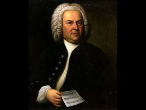 Бах Иоганн Себастьян - Choral Prelude In E Flat Major Bwv645
