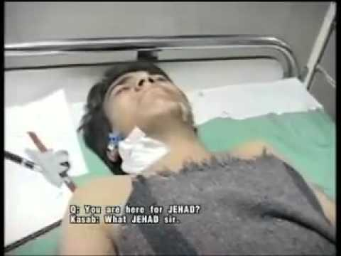 Mumbai Attacker Ajmal Kasab Pleading Bhagwan - Indian Drama Exposed Bigtime!! video